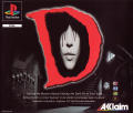 D PlayStation Front Cover