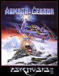 Armour-Geddon DOS Front Cover