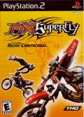 MX Superfly Featuring Ricky Carmichael PlayStation 2 Front Cover