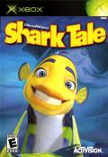 DreamWorks' Shark Tale Xbox Front Cover