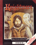 Knightmare ZX Spectrum Front Cover