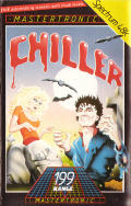 Chiller ZX Spectrum Front Cover