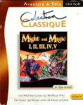 Might and Magic I, II, III, IV, V: Collection Classique DOS Front Cover
