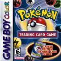 Pokémon Trading Card Game Game Boy Color Front Cover