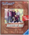 Backstreet Boys: Puzzles in Motion Macintosh Front Cover