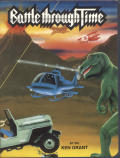 Battle Through Time Commodore 64 Front Cover