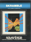 Skramble Commodore 64 Front Cover