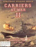 Carriers at War II Macintosh Front Cover