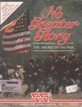 No Greater Glory: The American Civil War Amiga Front Cover