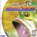 SEGA Bass Fishing Dreamcast Front Cover