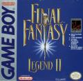 Final Fantasy Legend II Game Boy Front Cover