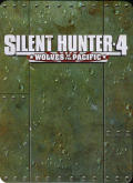 Silent Hunter 4: Wolves of the Pacific (Deluxe Edition) Windows Front Cover