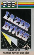 Lazer Bykes MSX Front Cover