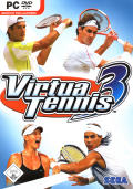 Virtua Tennis 3 Windows Front Cover