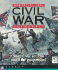 Robert E. Lee: Civil War General Windows 3.x Front Cover