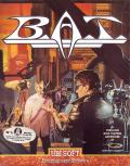 B.A.T. Amstrad CPC Front Cover