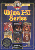 Ultima I-VI Series DOS Front Cover