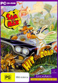 Sam & Max: Hit the Road Windows Front Cover