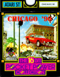 Chicago 90 Atari ST Front Cover