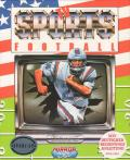 TV Sports: Football Atari ST Front Cover
