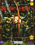 The Adventures of Robin Hood Amiga Front Cover