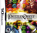 Puzzle Quest: Challenge of the Warlords Nintendo DS Front Cover