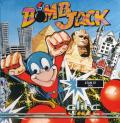 Bomb Jack Atari ST Front Cover