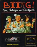 Biing!: Sex, Intrigue and Scalpels Amiga Front Cover