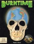 Burntime Amiga Front Cover