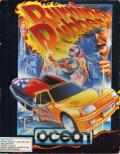 Burning Rubber Amiga Front Cover