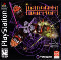 NanoTek Warrior PlayStation Front Cover