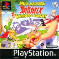 Asterix Mega Madness PlayStation Front Cover