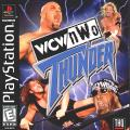 WCW/NWO Thunder PlayStation Front Cover