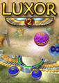 Luxor 2 Xbox 360 Front Cover first version