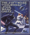 The Software Toolworks' Star Wars Chess DOS Front Cover
