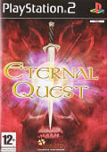 Eternal Quest PlayStation 2 Front Cover