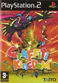 Graffiti Kingdom PlayStation 2 Front Cover