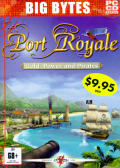 Port Royale: Gold, Power and Pirates Windows Front Cover