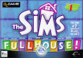 The Sims: Full House Windows Front Cover