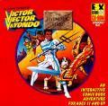 The Awesome Adventures of Victor Vector & Yondo: The Hypnotic Harp Macintosh Front Cover