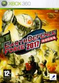 Earth Defense Force 2017 Xbox 360 Front Cover