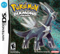Pokémon Diamond Version Nintendo DS Front Cover