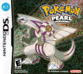 Pokémon Pearl Version Nintendo DS Front Cover