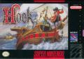Hook SNES Front Cover