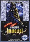 The Immortal Genesis Front Cover