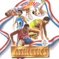 International Athletics DOS Front Cover