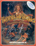 Tunnels & Trolls: Crusaders of Khazan DOS Front Cover
