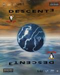 Descent³ Linux Front Cover
