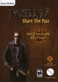 Postal²: Share the Pain Linux Front Cover