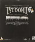 Railroad Tycoon II: Gold Edition Linux Front Cover
